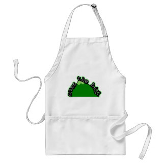 Over The Hill Standard Apron