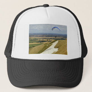 Over the Horse Trucker Hat