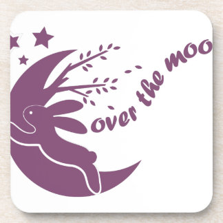 Over The Moon Coasters