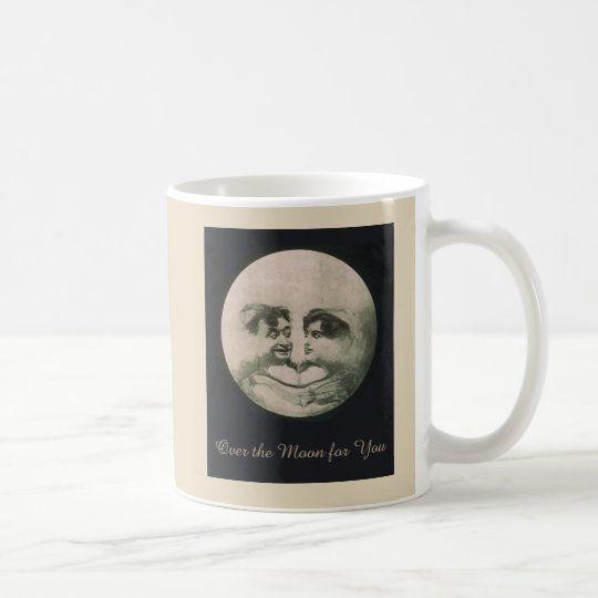 Over the Moon for You Coffee Mug