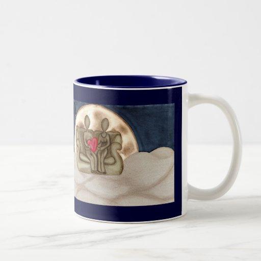 Over the Moon Coffee Mugs