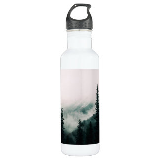 Over the Mountains and trough the Woods 710 Ml Water Bottle