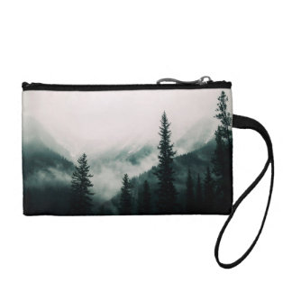 Over the Mountains and trough the Woods Coin Purse