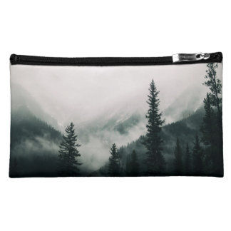 Over the Mountains and trough the Woods Cosmetic Bag