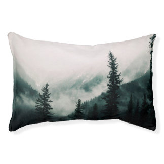 Over the Mountains and trough the Woods Pet Bed
