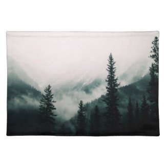 Over the Mountains and trough the Woods Placemat