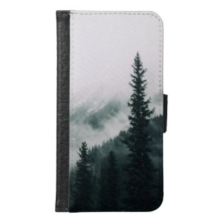 Over the Mountains and trough the Woods Samsung Galaxy S6 Wallet Case