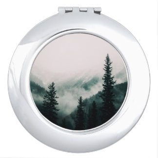 Over the Mountains and trough the Woods Travel Mirrors