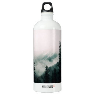 Over the Mountains and trough the Woods Water Bottle