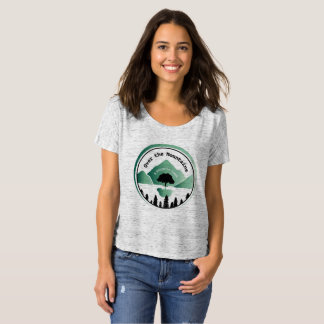 Over the Mountains & Through the Woods | Tee