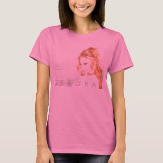 Over The Shoulder Deborah Gibson T-Shirt