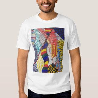 Over the Spraypaint Rainbow Shirt