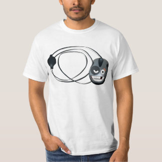 Over Worked Mouse T-Shirt