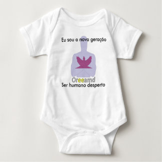 OVERALLS BABY - TRINDADE - Father, Filho and Esp. Baby Bodysuit