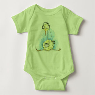 Overalls Body Jersey for Baby Musical Sparrow Baby Bodysuit