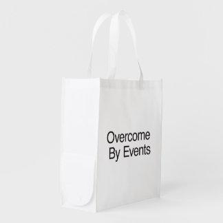 Overcome By Events ai Market Tote