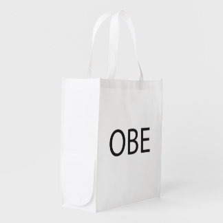 Overcome By Events ai Grocery Bag
