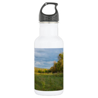 Overgrown Autumn Countryside 532 Ml Water Bottle