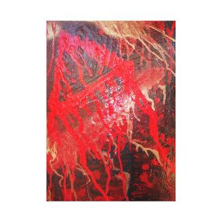Overkill Gallery Wrap Canvas