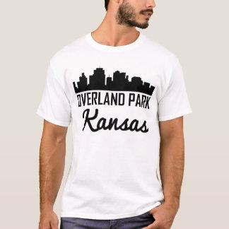 Overland Park Kansas Skyline T-Shirt