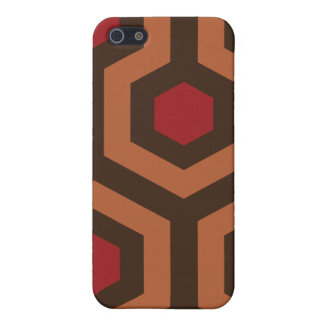 Overlook hotel carpet pattern iphone case iPhone 5 covers