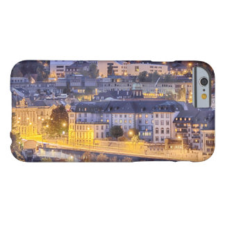 Overlooking Fribourg in the early evening Barely There iPhone 6 Case
