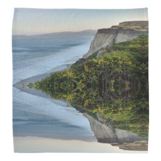 Overlooking Point Reyes National Seashore Bandana