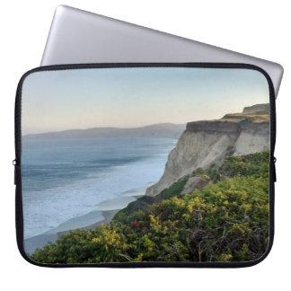Overlooking Point Reyes National Seashore Laptop Sleeve