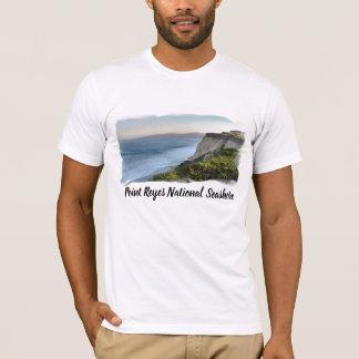 Overlooking Point Reyes National Seashore T-Shirt