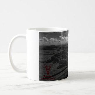Overlooking Village mug