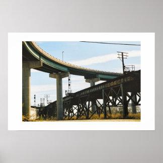Overpass Poster