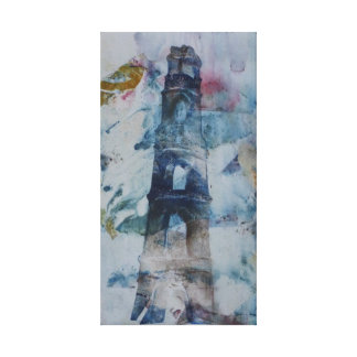 Overseer's Tower Canvas Print