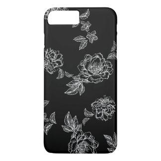 Oversize Peonies Flowers iPhone 8 Plus/7 Plus Case
