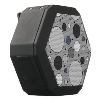 Oversized Polka Dot Pattern Black Boombot Rex Bluetooth Speaker