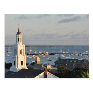 Overview of Provincetown Bay Postcard