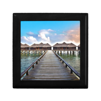 Overwater Bungalows Gift Box
