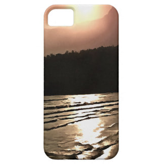 Overwhelming Waves of Sadness iPhone 5 Cover