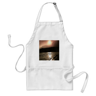 Overwhelming Waves of Sadness Standard Apron