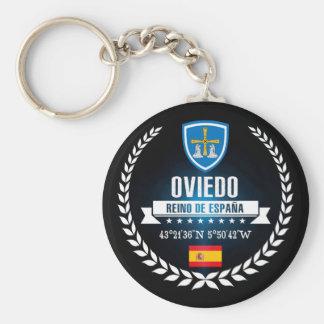 Oviedo Key Ring