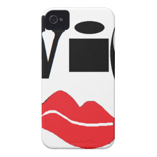 ovio picture wired iPhone 4 Case-Mate case