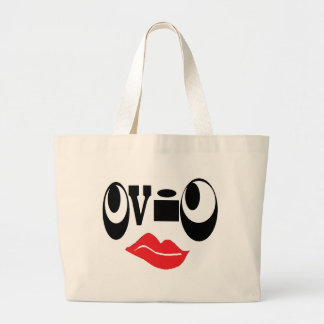 ovio picture wired large tote bag