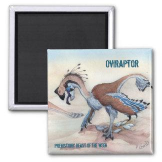 Oviraptor Magnet