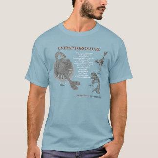 Oviraptor Your Inner Dinosaur Shirt Gregory Paul 2