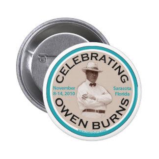 Owen Burns button