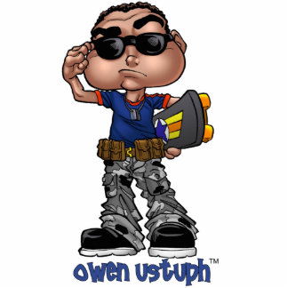 Owen Ustuph™ Photo Sculpture