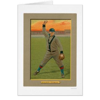 Owen Wilson Pirates Baseball 1911 Card