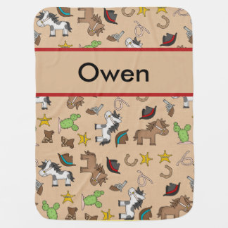 Owen's Cowboy Blanket