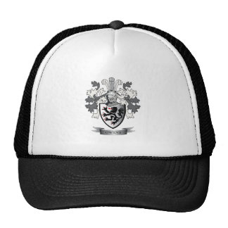 Owens Family Crest Coat of Arms Cap