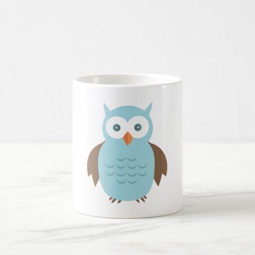 Owl 10 mug