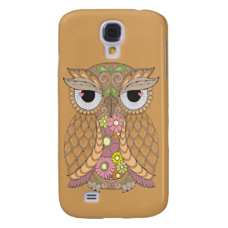 Owl 1 samsung galaxy s4 cover